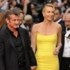 """Celebrities attends the premiere for """"Mad Max: Fury Road"""" for the 68th Annual Cannes Film Festival in Cannes, France. Featuring: Sean Penn, Charlize Theron Where: London, United Kingdom When: 14 May 2015 Credit: WENN.com"""