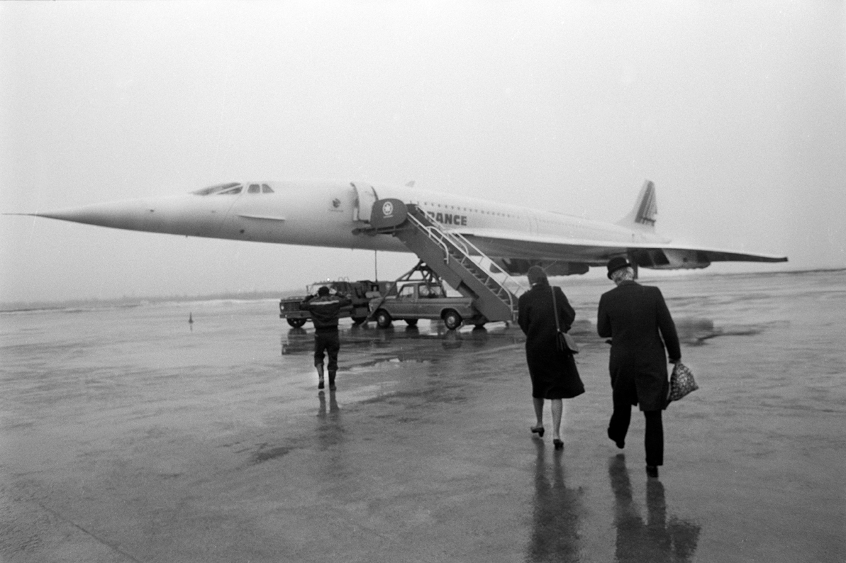 Summer Travel Special | Flying the Concorde with Christopher Makos
