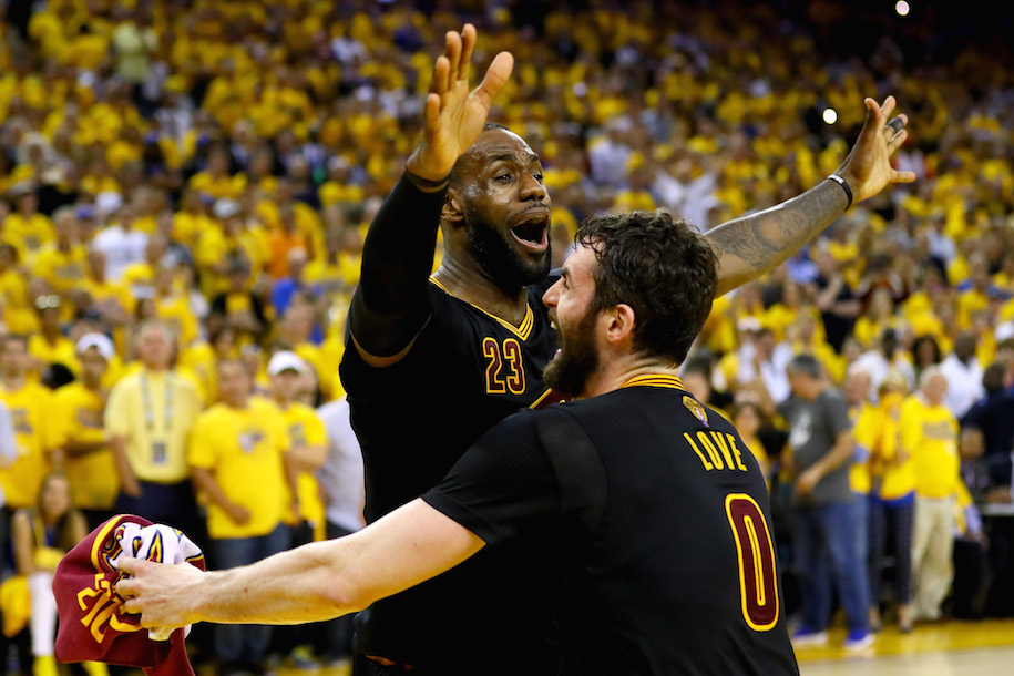 Cavs: NBA Finals champs