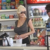 American reality show contestant Courtney Stodden gets a pregnancy test at a pharmacy in Beverly Hills Featuring: Courtney Stodden Where: Los Angeles, California, United States When: 13 Oct 2015 Credit: WENN.com