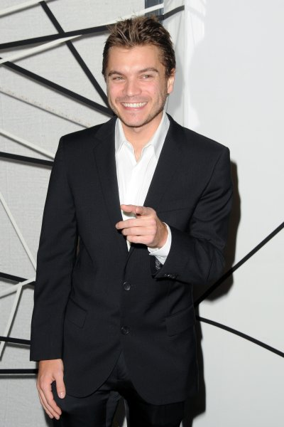 The Museum Of Modern Art Film Benefit's Tribute To Alfonso Cuaron - Red Carpet Arrivals Featuring: Emile Hirsch Where: New York City, New York, United States When: 10 Nov 2014 Credit: Ivan Nikolov/WENN.com