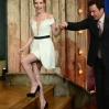 """Emma Roberts visits """"Late Night With Jimmy Fallon"""" at Rockefeller Center"""