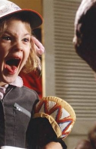 Drew Barrymore is the little girl in 'E.T. the Extra-Terrestrial'