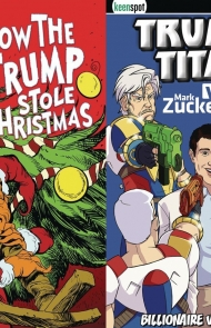 How The Trump Stole Christmas #1 / Trumps Titans Vs Mark Zuckerberg #1