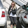 Hilary Duff leaves the Gym in West Hollywood Featuring: Hilary Duff Where: Los Angeles, California, United States When: 20 Feb 2014 Credit: WENN.com