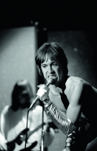 """Iggy & The Stooges: One Night at the Whisky 1970"" by Ed Caraeff"