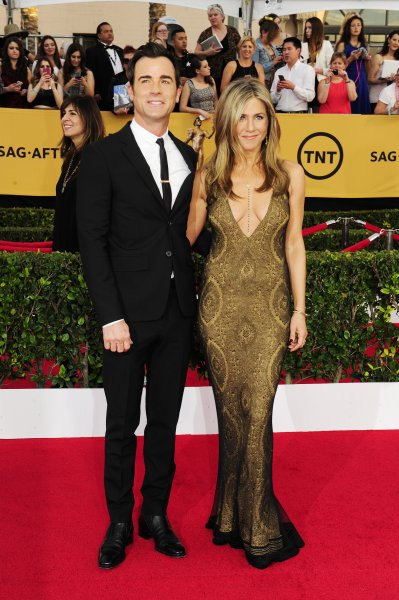 Jennifer Aniston Married