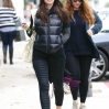 Jessica Biel has lunch with a friend at Zinque in West Hollywood Featuring: Jessica Biel Where: Los Angeles, California, United States When: 01 Dec 2014 Credit: Owen Beiny/WENN.com