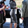 """Singer Katy Perry filming in North Hollywood as she guest stars on the comedy central """"Kroll Show"""" Featuring: Katy Perry Where: Los Angeles, California, United States When: 04 Jun 2013 Credit: Cousart-Rayne/JFXimages/Wenn.com"""