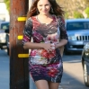 Kelly Brook seen arriving at an office building for a meeting. Featuring: Kelly Brook Where: Los Angeles, California, United States When: 12 Nov 2014 Credit: Michael Wright/WENN.com