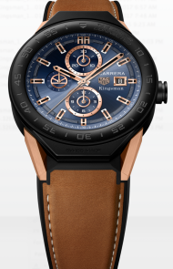 Connected Modular 45, Kingsman Special Edition by Tag Heuer
