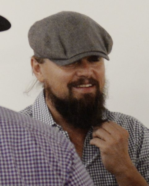 Leonardo Di Caprio wearing a long full beard whilst walking Art Basel exhibition. Featuring: Leonardo DiCaprio Where: Miami, United States When: 03 Dec 2014 Credit: Starpress/WENN.com **Not available for publication in Germany, Austria, Switzerland. Available for internet use worldwide. Not available for TV, Print in Germany.**