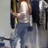Lindsay Lohan mobbed by photographers and fans goes shopping at John Richmond boutique Featuring: Lindsay Lohan Where: Milan, Italy When: 29 Apr 2015 Credit: KIKA/WENN.com **Only available for publication in UK, Germany, Austria, Switzerland, USA**