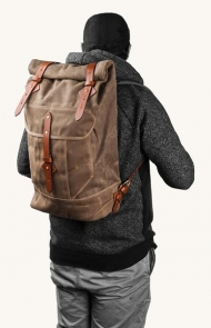 Tanner Goods, Wilderness Rucksack