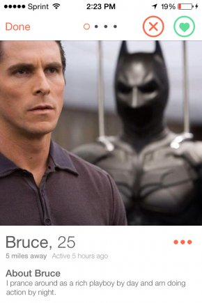 best dating profile names for men