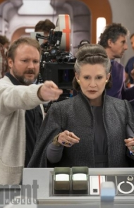 Star Wars: The Last Jedi - On Set