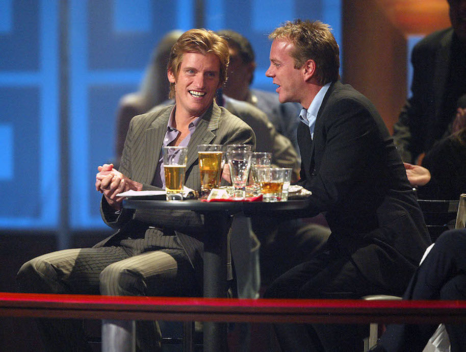 16. Denis Leary
