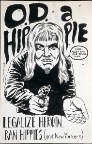 """Raymond Pettibon: A Pen For All Seasons"" Exhibit at the New Museum, New York"