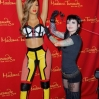 Rihanna's waxworks figure unveiled at Fame NY Tattoo parlour