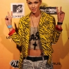 Ruby Rose arrives at the MTV Summer Party at Wet N Wild on November 18, 2010