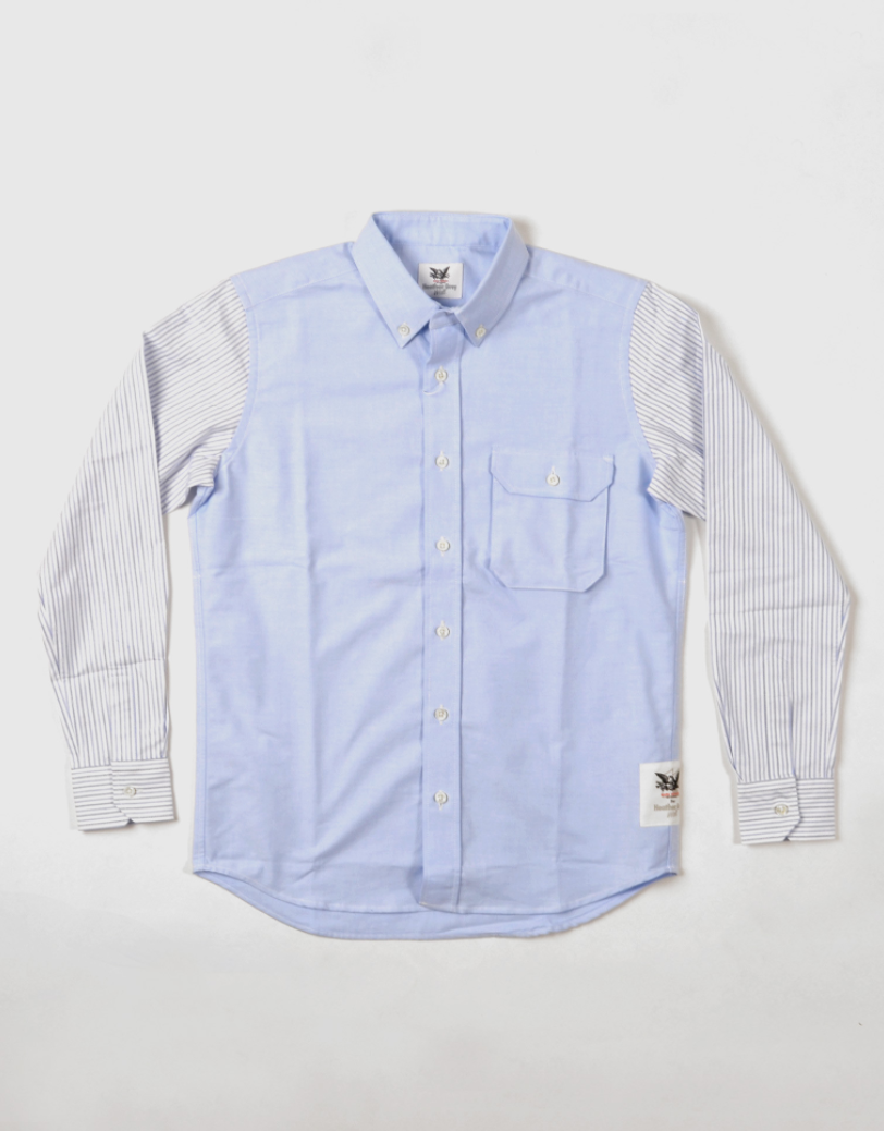 Combi LS BD - Mark McNairy for Heather Grey Wall