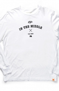 Life in the Middle Long Sleeve Tee