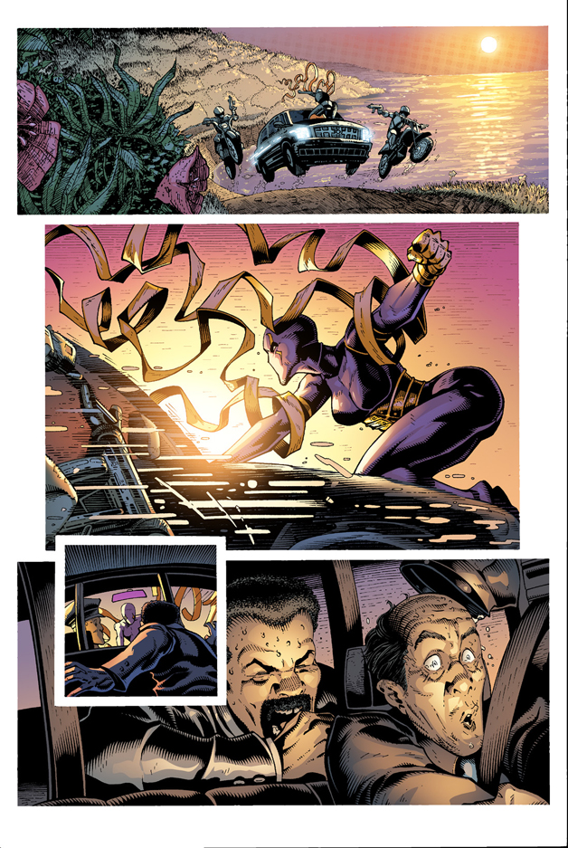 Superior Spider-Man #19 Preview 1