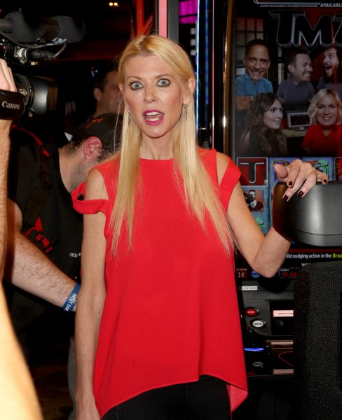 TMZ Executive Producer Harvey Levin With Special Guest Tara Reid Attend The Official Launch Party IGT's TMZ Video Slots at Hard Rock Hotel & Casino Las Vegas Featuring: Tara Reid Where: Las Vegas, Nevada, United States When: 28 Aug 2016 Credit: Judy Eddy/WENN.com