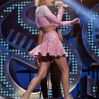 Recording artist Taylor Swift performs onstage during the 2014 iHeartRadio Music Festival