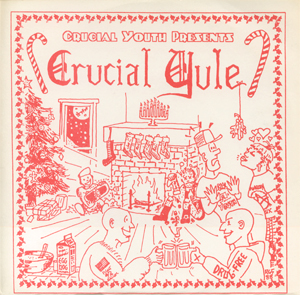10. Crucial Youth – Santa Claus Is Coming