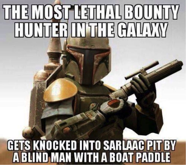 May The 4th Be With You! 41 Memes To Celebrate Star Wars