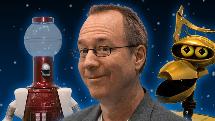 MST3K Creator Joel Hodgson Does The B-Movies Podcast!