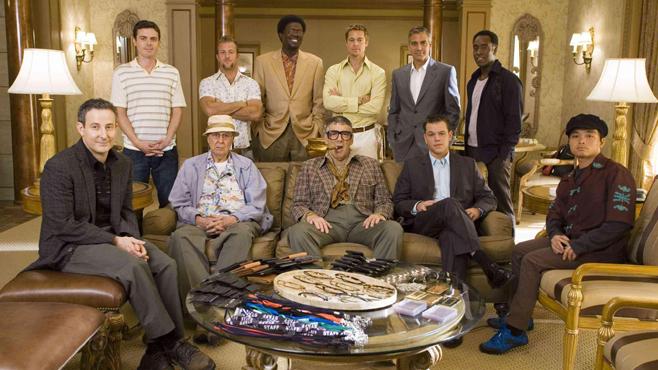 Honorable Awesome: Ocean's Eleven (2004-2007)