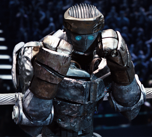 Honorable Mention: Real Steel (2011)