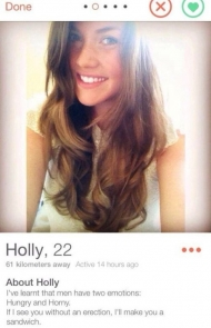Hot or not tinder