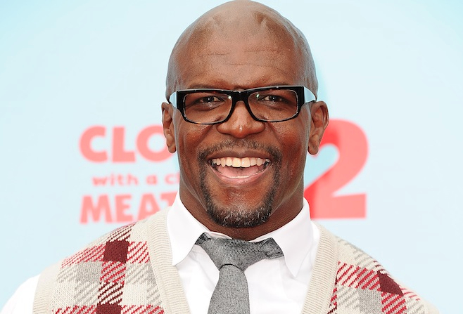 10. Terry Crews