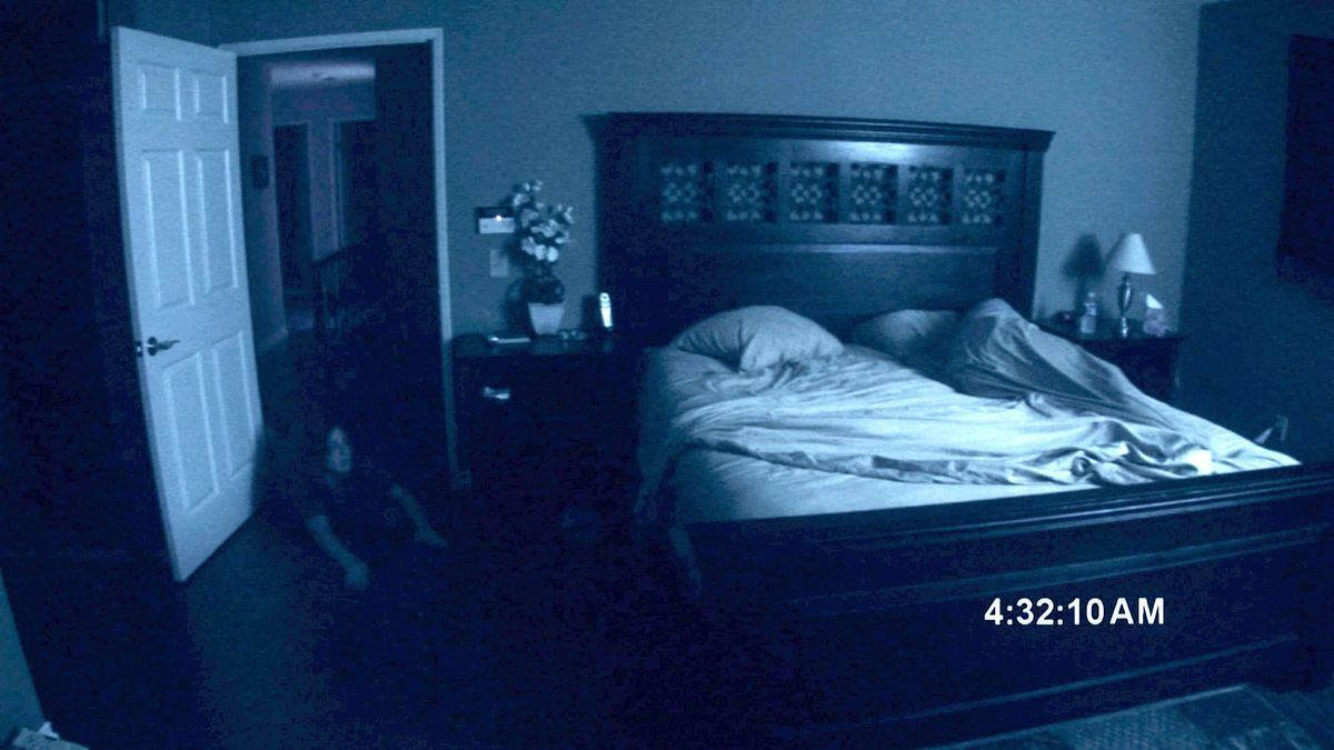 10. Paranormal Activity VR