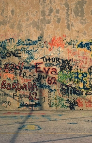 """Wall Writers: Graffiti in Its Innocence"" Exhibit at the Museum of Contemporary Art Denver"