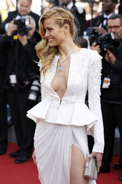 68th Cannes Film Festival - 'Youth' - Premiere Featuring: Petra Nemcova Where: Cannes, Alpes-Maritimes, France When: 20 May 2015 Credit: Dave Bedrosian/Future Image/WENN.com **Not available for publication in Germany, Poland, Russia, Hungary, Slovenia, Czech Republic, Serbia, Croatia, Slovakia**