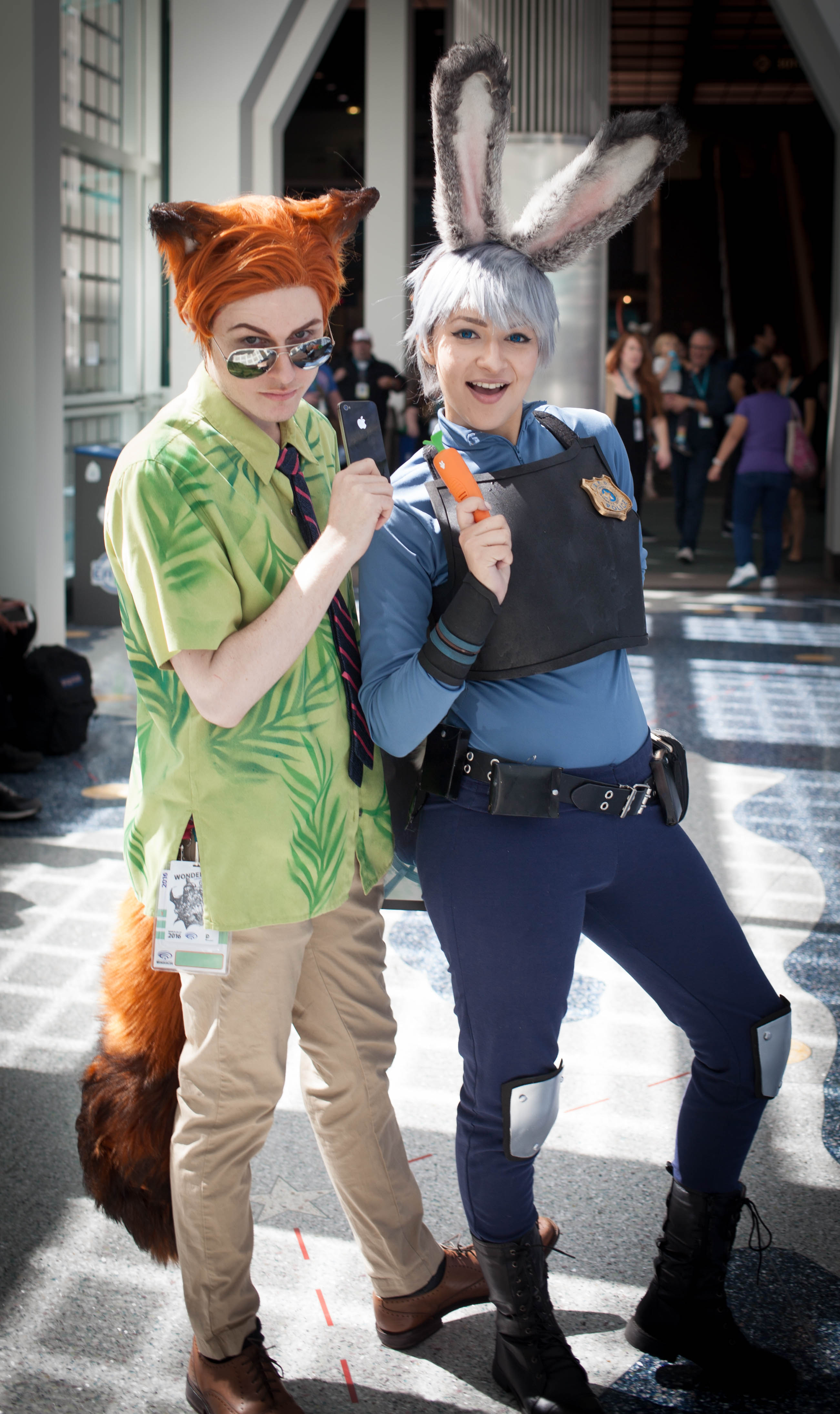 WonderCon Cosplay 2016 - Day One