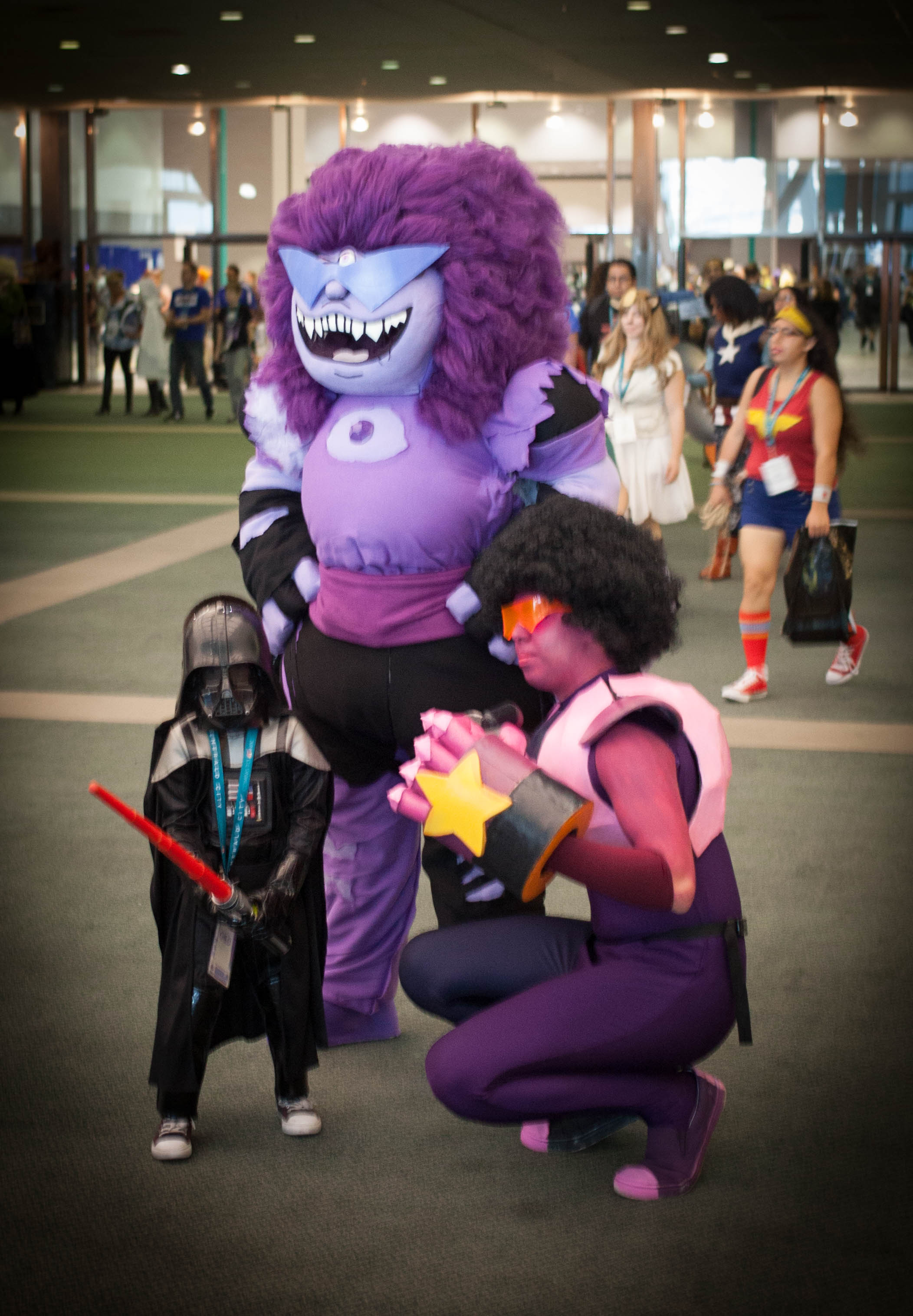 WonderCon Cosplay 2016 - Day Two