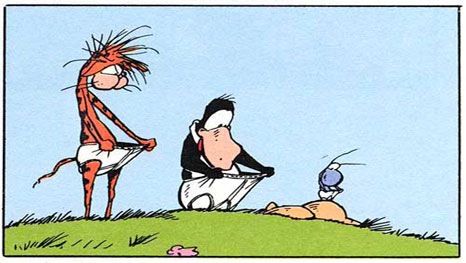 Top 10 Newspaper Comic Strips of All Time