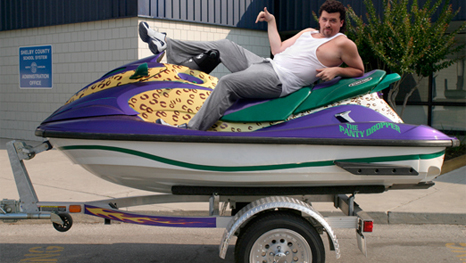 Win Kenny Powers' Waverunner 'The Panty Dropper!'