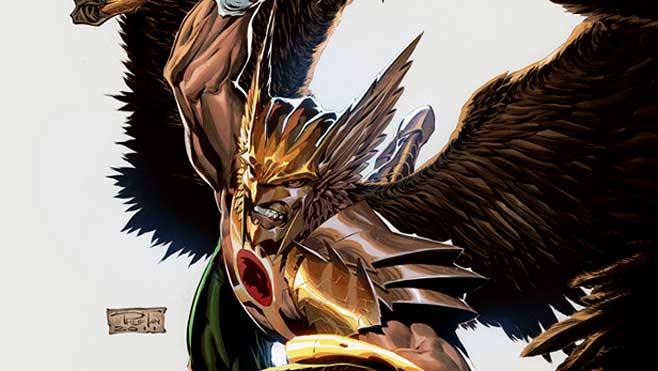 New 52 Hawkman New 52 Review: ...