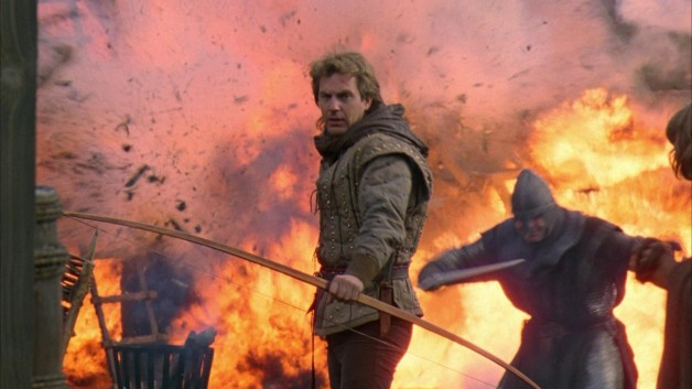 Robin Hood Prince of Thieves Kevin Costner