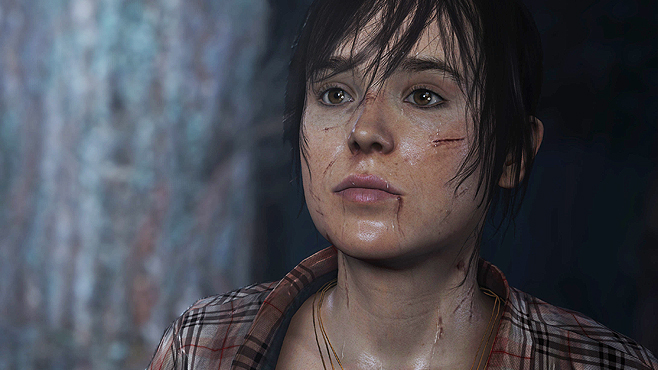 Beyond Two Souls Ellen Page