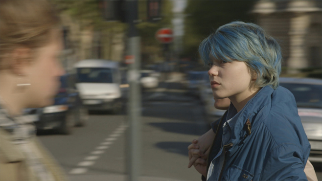 Blue is the Warmest Color Adele Exarchopoulos Lea Seydoux