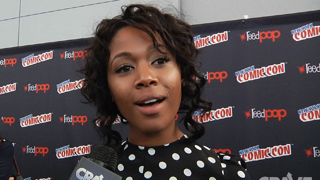 Sleepy Hollow Nicole Beharie