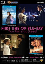 Two Weeks Notice City of Angels Blu-ray