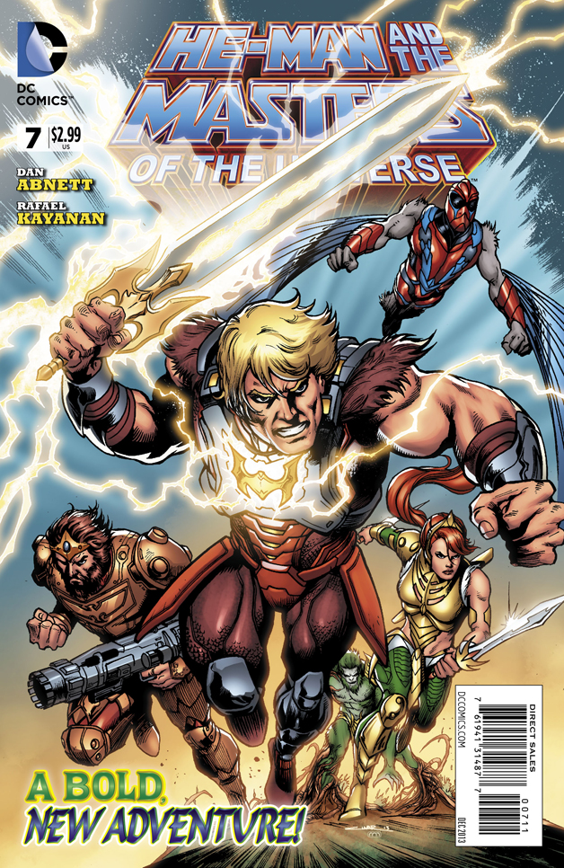 He-Man & The Masters of the Universe #7